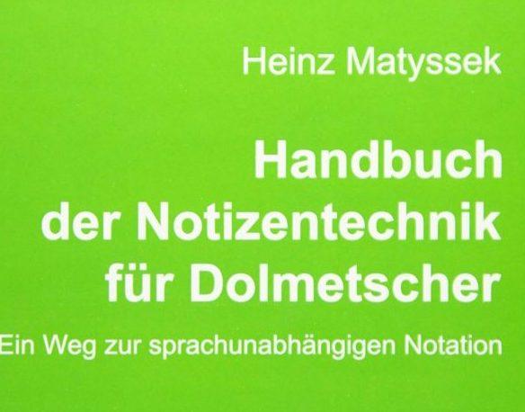 Notizen von Matyssek